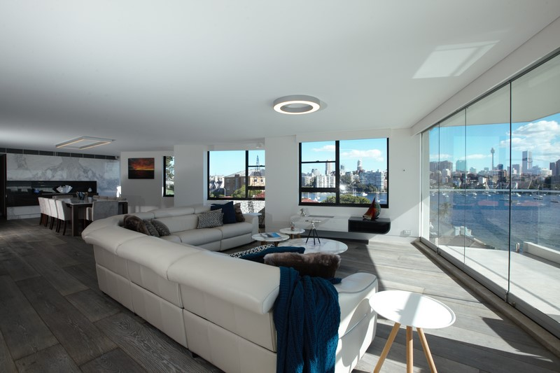 Darling Point Penthouse Apartment 2